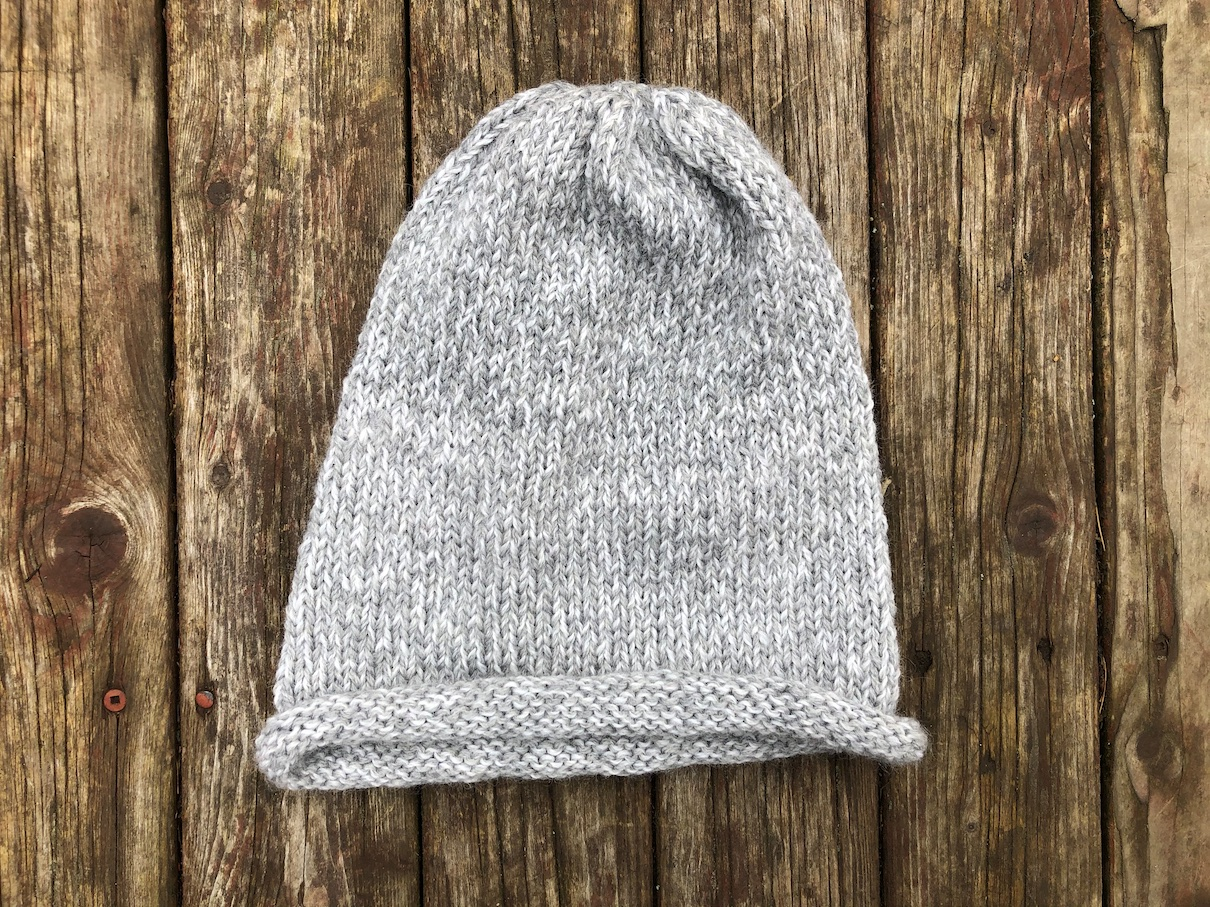 roll up the brim to winter toque $30-35